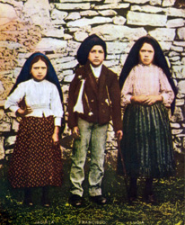 3 children of Fatima